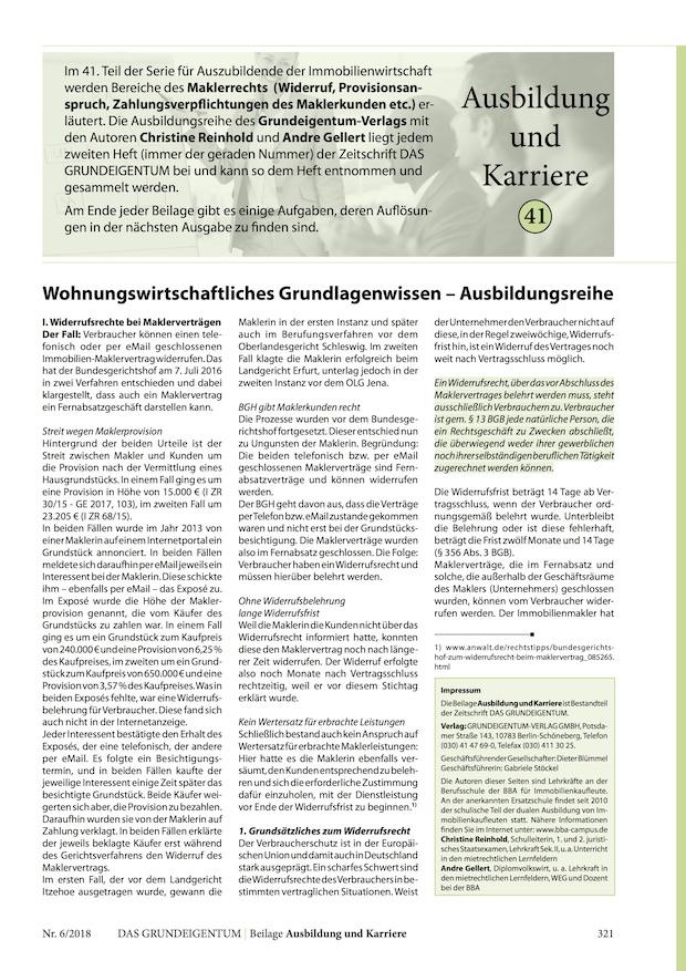 Grundeigentum Verlag Gmbh